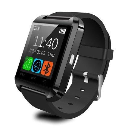bluetooth smart watch iphone